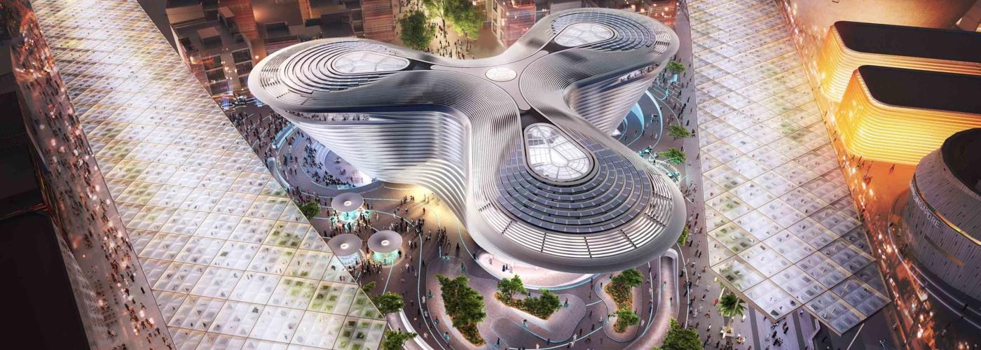Circuit Emirats Arabes Unis : Exposition Universelle Dubaï 2021 | Worldia spécialiste du voyage à la carte
